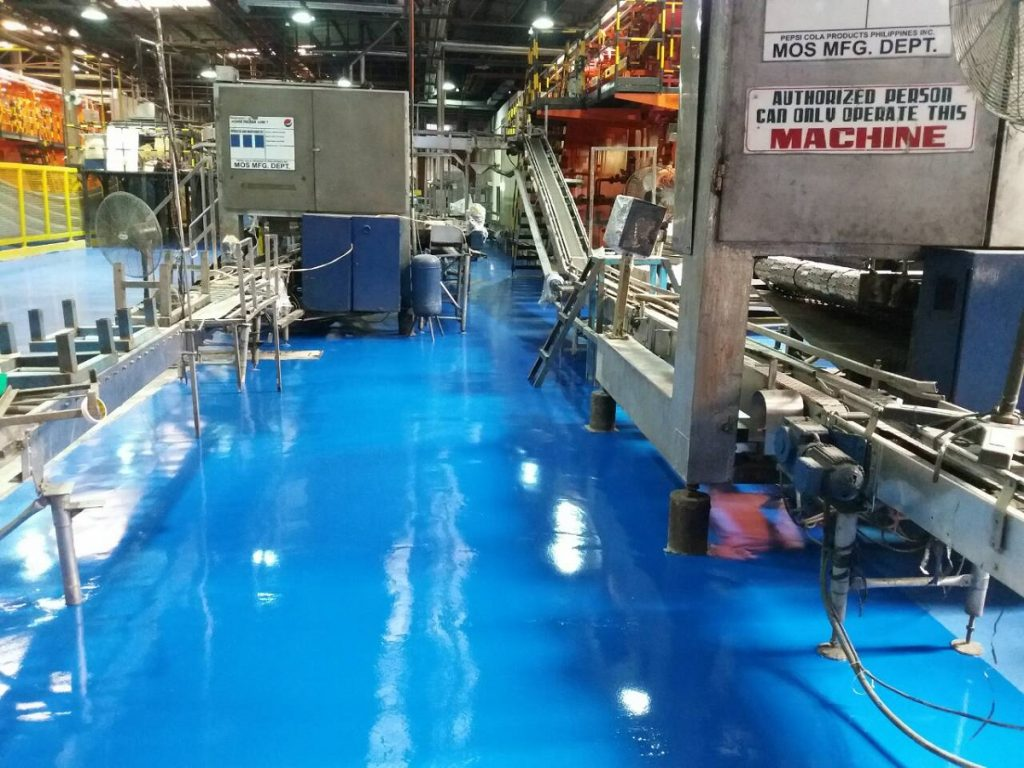 Difference Between Epoxy Flooring And Epoxy Coating