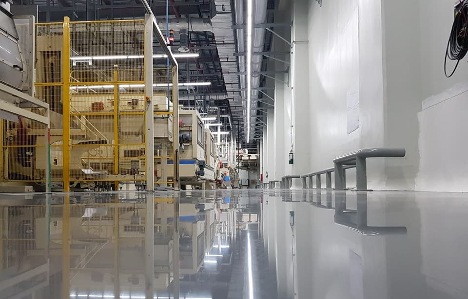 What You Need To Know About Epoxy Flooring
