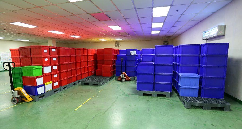 Plastic Box Products.