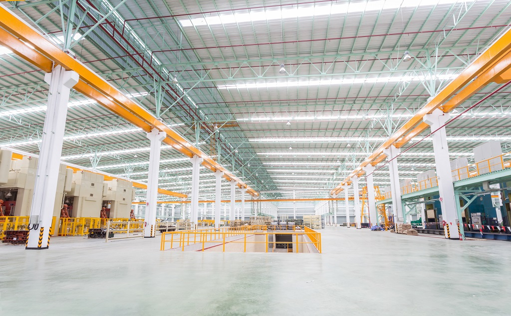 How Industries Benefit from Industrial Coating