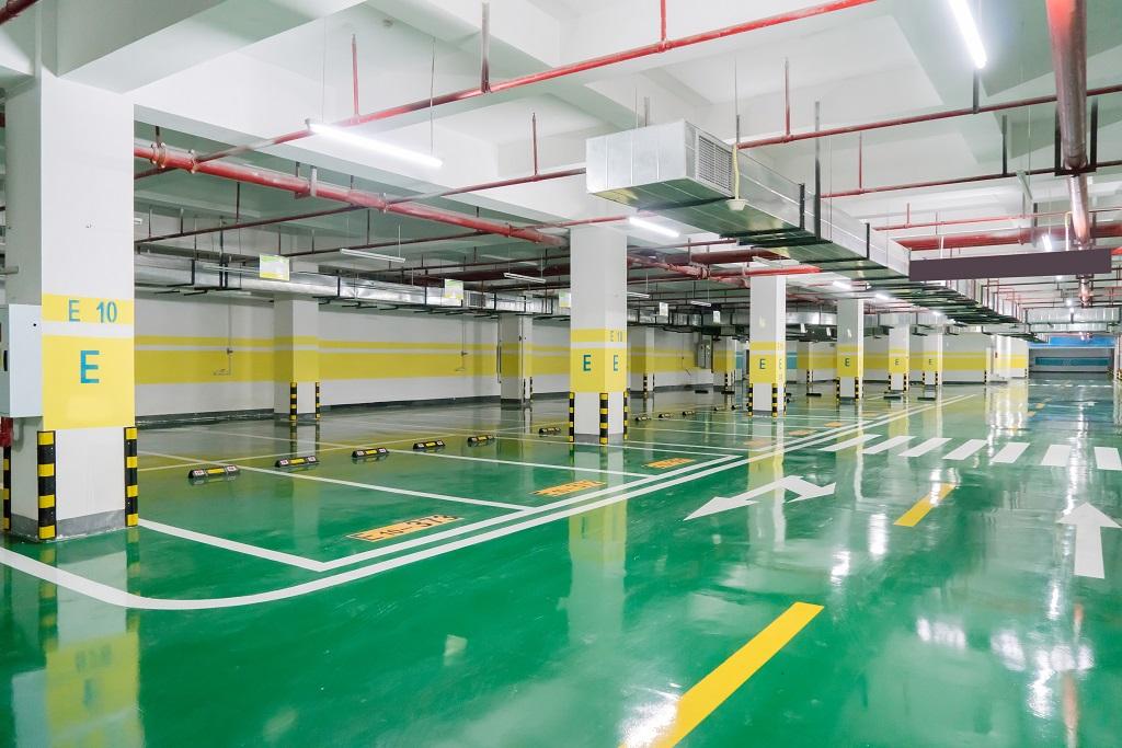 Challenges of Car Park Flooring