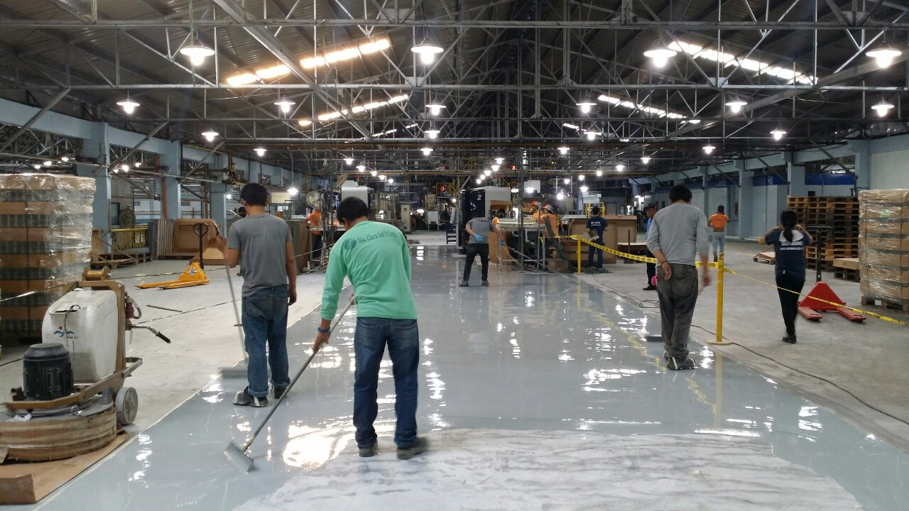 The Sanitary Benefits Of Epoxy Flooring In Clinics And Hospitals