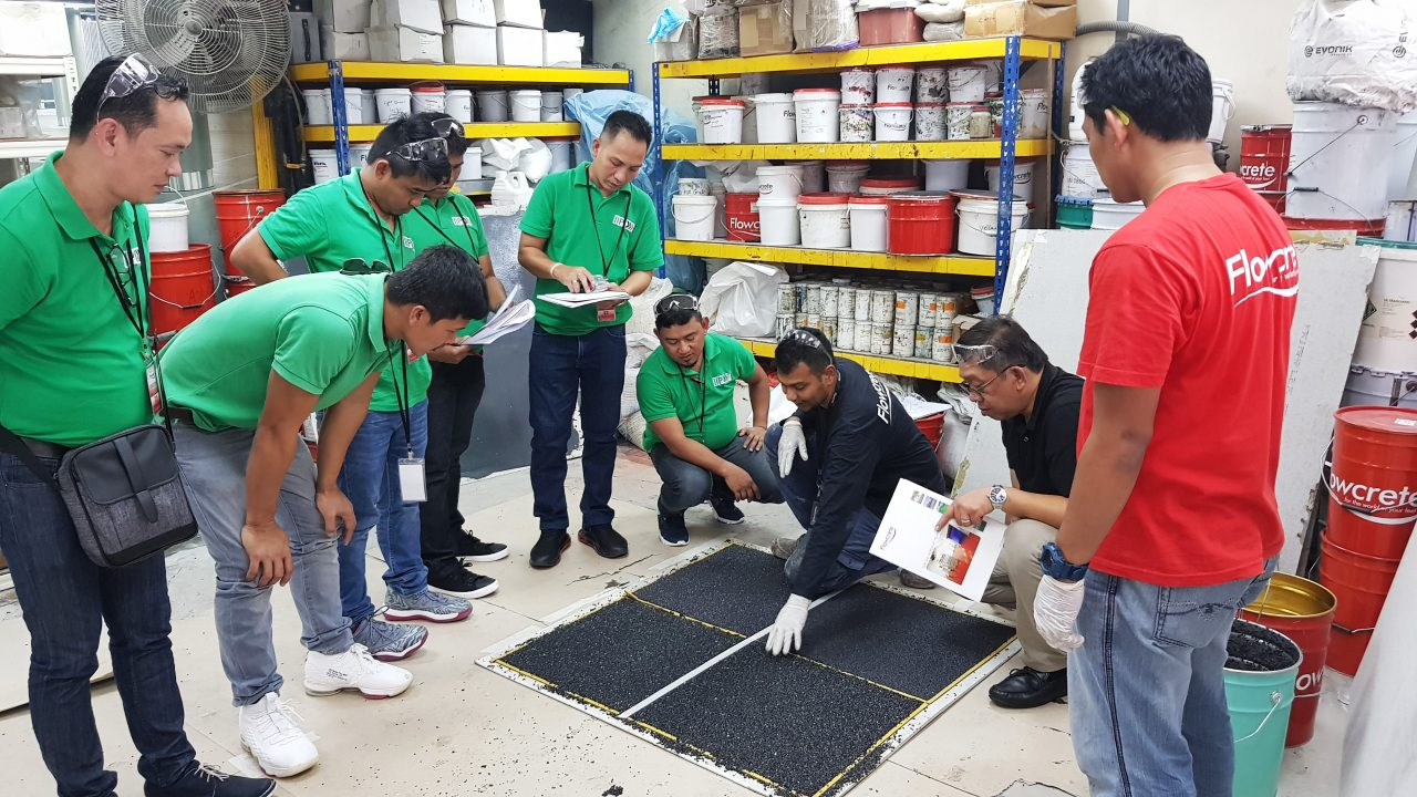 Flowcrete Training 2
