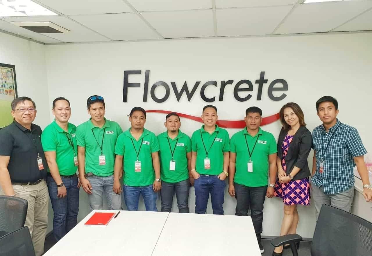 Flowcrete Training