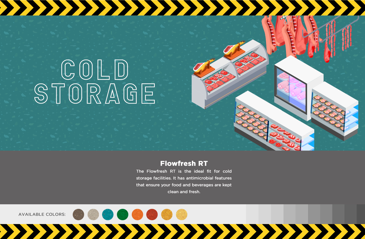 Graphic of cold storage