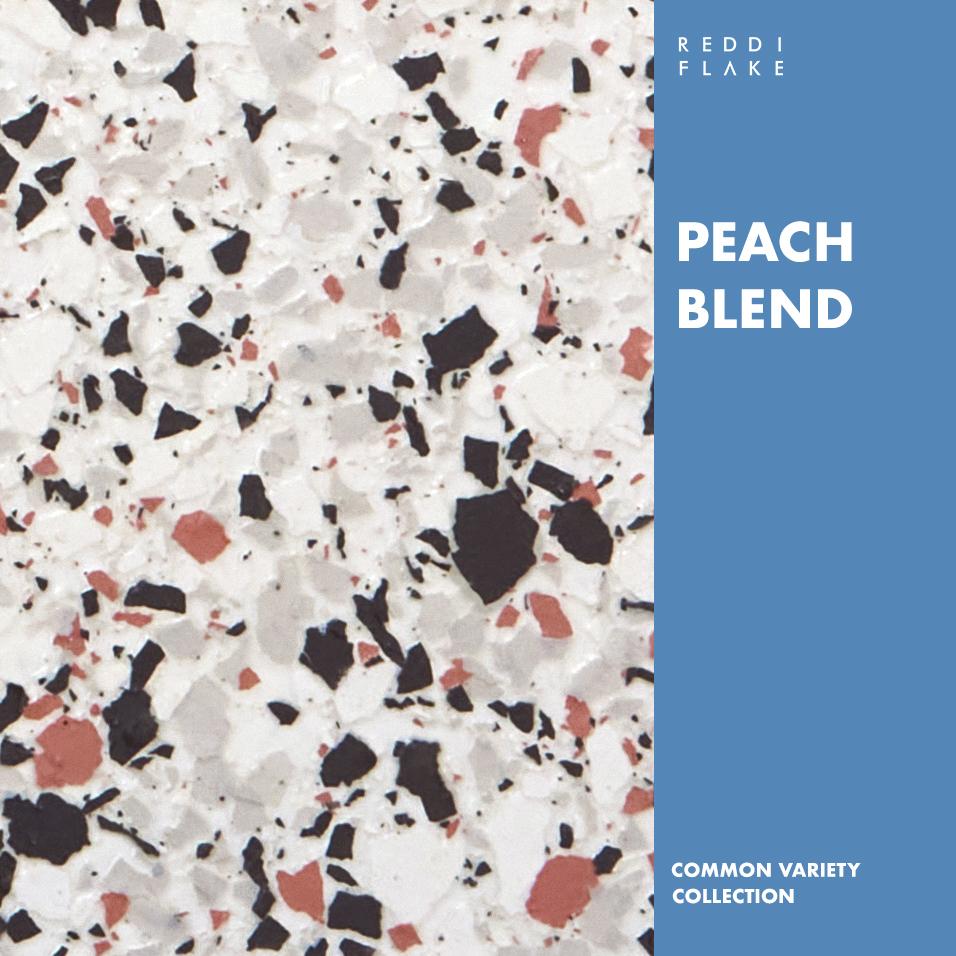 Peach Blend by REDDI Flake