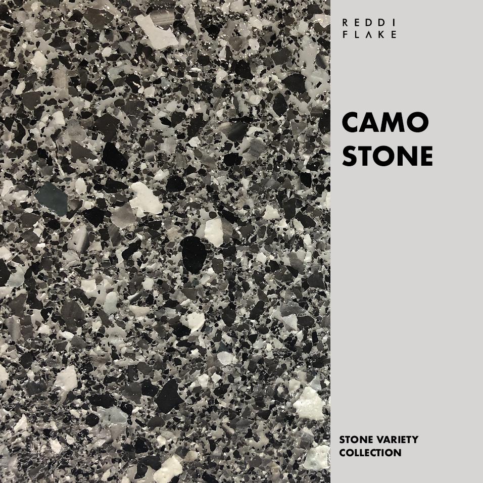 Camo Stone by REDDI Flake