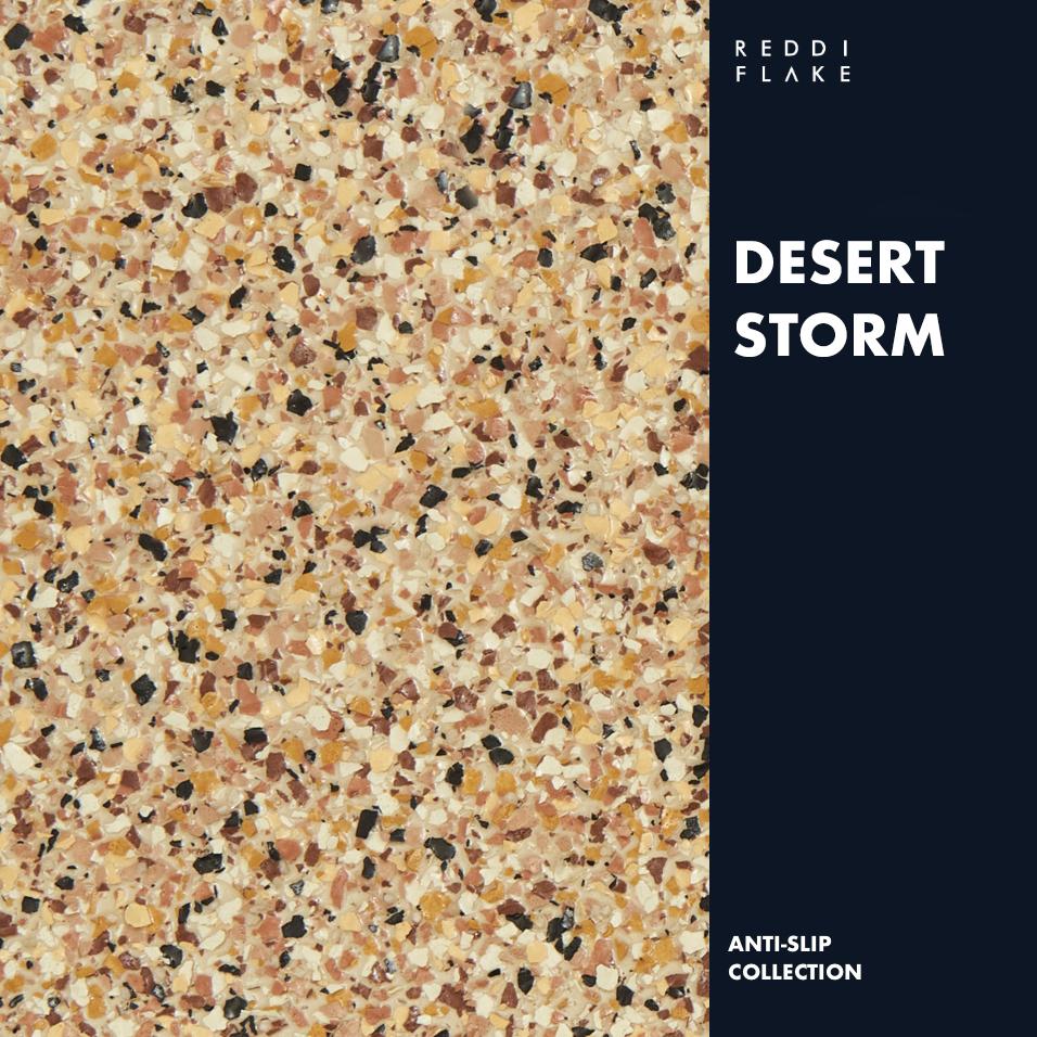 Desert Storm by REDDI Flake