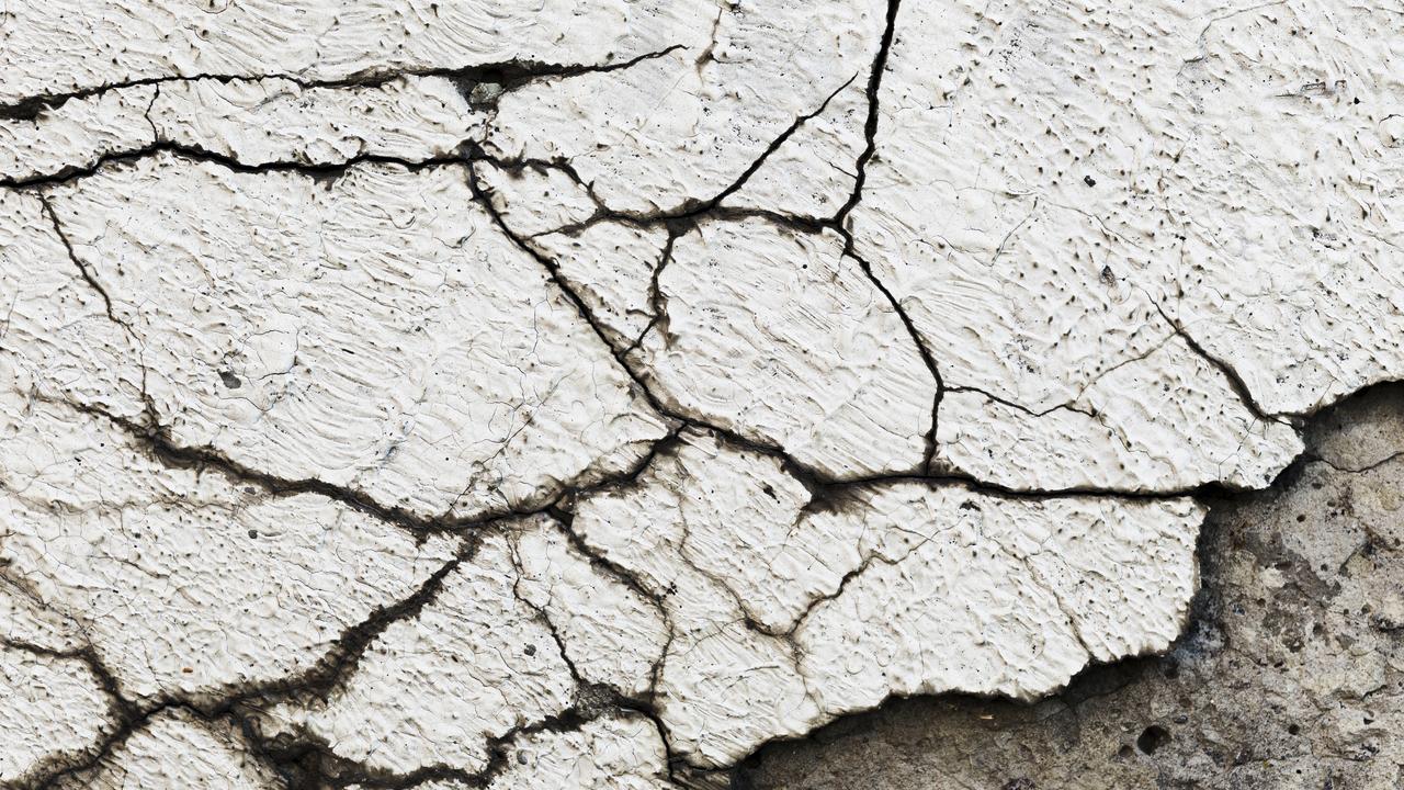 Cracks in Concrete Garage Floors